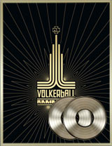 DVD Völkerball double platinum record