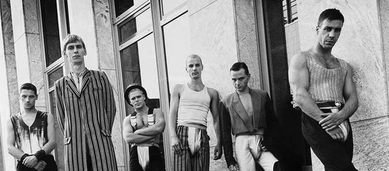 Welcome to Herzeleid 25, a website dedicated to Herzeleid, Rammstein's first record