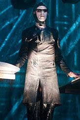 Le costume de Christian Lorenz