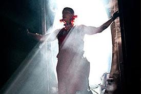 Entrée de Till Lindemann