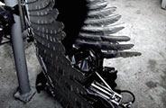 L'exosquelette sur Engel