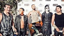 Meet & Greet avec Rammstein à Moscou