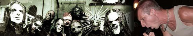 Slipknot et Clawfinger en première partie de Rammstein