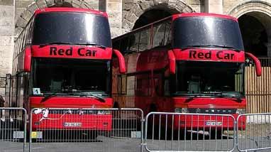 Les bus du Reise, Reise tour