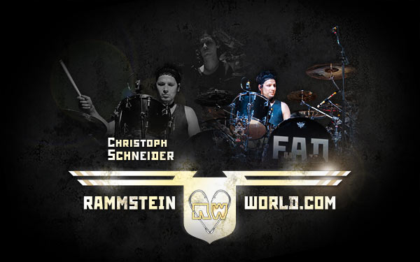 Rammstein World wallpaper Lifad tour Christoph