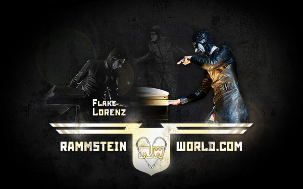 Rammstein World wallpaper Lifad tour Flake