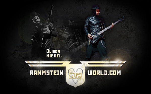 Rammstein World wallpaper Lifad tour Oliver