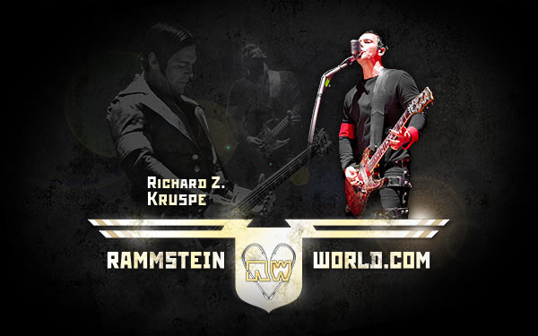 Rammstein World wallpaper Lifad tour Richard