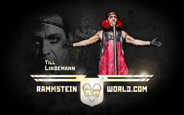 Rammstein World wallpaper Lifad tour Till