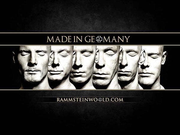 Rammstein Wallpaper Deutschland