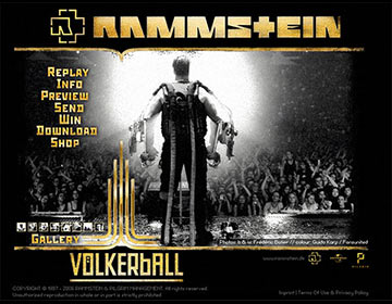 Völkerball e-card