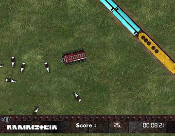 Benzin game