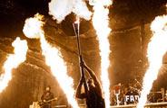 Waidmanns Heil et ses gerbes de feu