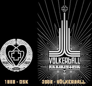 Les logos de l'Original Single Kollektion et de Völkerball