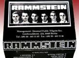 La cassette de démos de Rammstein, enregistrée en 1994