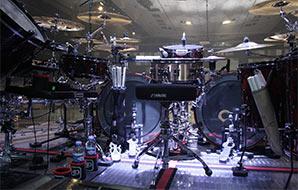 Plaque Drumplates CS-Pro