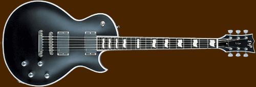 ESP Eclipse I CTM Paul Landers Black