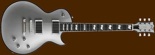 ESP Eclipse I CTM Paul Landers Silver