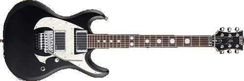 ESP RZK I Satin Black