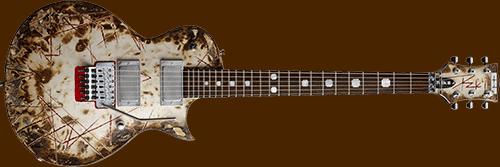 ESP RZK II Burnt