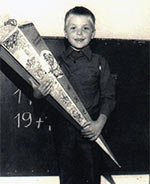 Paul Landers enfant
