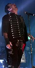Till Lindemann lors du Reise, Reise tour