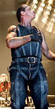 Till Lindemann lors du LIFAD tour