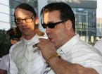 Till Lindemann et Christian 'Flake' Lorenz aux ECHO Awards 2005