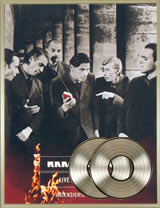 DVD Live aus Berlin double platinum record