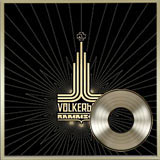 Album Völkerball platinum record