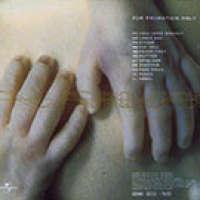 Pochette arrière de l'album Mutter édition japonaise