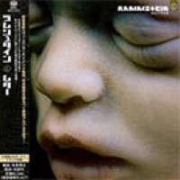 Pochette de l'album Mutter édition japonaise
