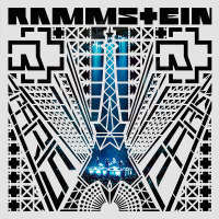 Pochette de l'édition 2 CD Rammstein: Paris
