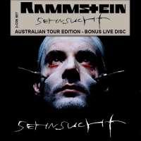 Pochette de l'album Sehnsucht Australian Tour Edition