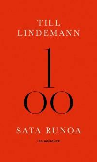 Book Sata runoa Finnish edition
