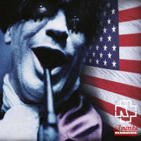 Pochette du single Amerika UK DVD