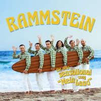 Pochette du single Mein Land vinyle 7 pouces