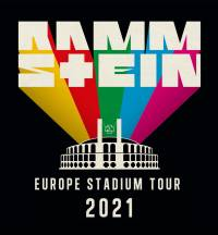 The 2020 Europe Stadium tour is officially rescheduled to 2021