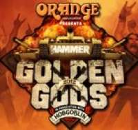 Selection at the Metal Hammer Golden Gods Awards 2012