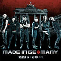 Content of the various editions of Made In Germany