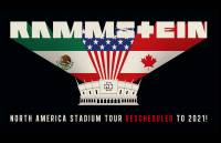 The 2020 North America Stadium tour is officially rescheduled to 2021