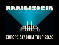 Europe Stadium tour 2020