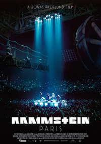 Premières traces du DVD Rammstein: Paris