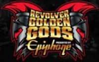 Selection at the Revolvers Golden Gods Awards
