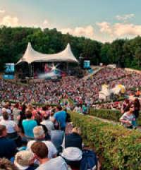 2 concerts au Waldbühne de Berlin