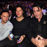 Paul, Christoph et Till dans le public, Photo par Star Press @ Am Ende des Tages