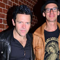 "Richard Z. Kruspe et Christian ""Flake"" Lorenz, Photo @ Am-endes-des-tages.de"