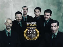 Rammstein World wallpaper 20 years 1