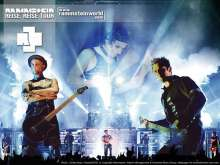 Rammstein World wallpaper Reise, Reise tour 2