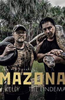 LivreAmazonas: Reise zum Río Yavarí